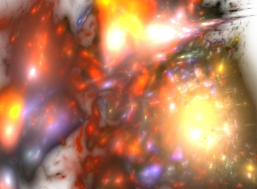 Explosion Painting