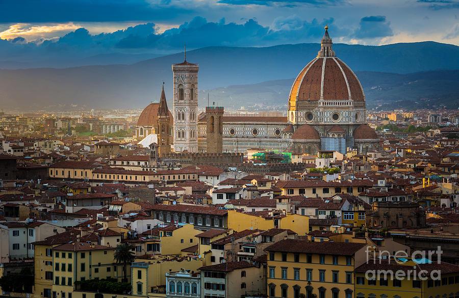 Firenze Duomo Photograph
