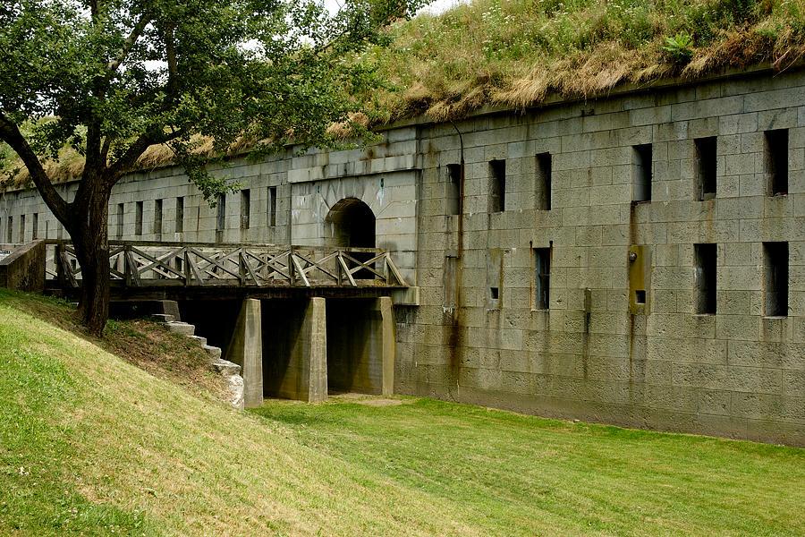 Fort Warren Georges Island Photograph