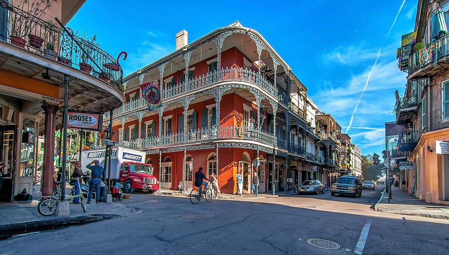 French Quarter Photograph - French Quarter Afternoon by Steve Harrington