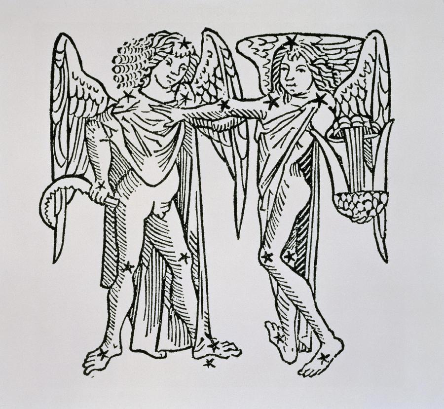 Gemini An Illustration Painting