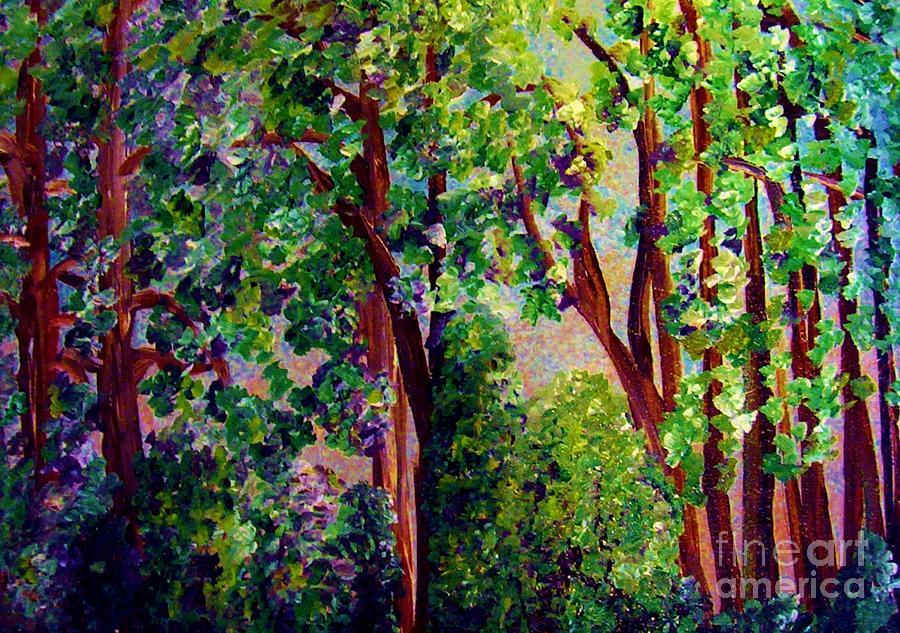 Gentle Breeze  Painting