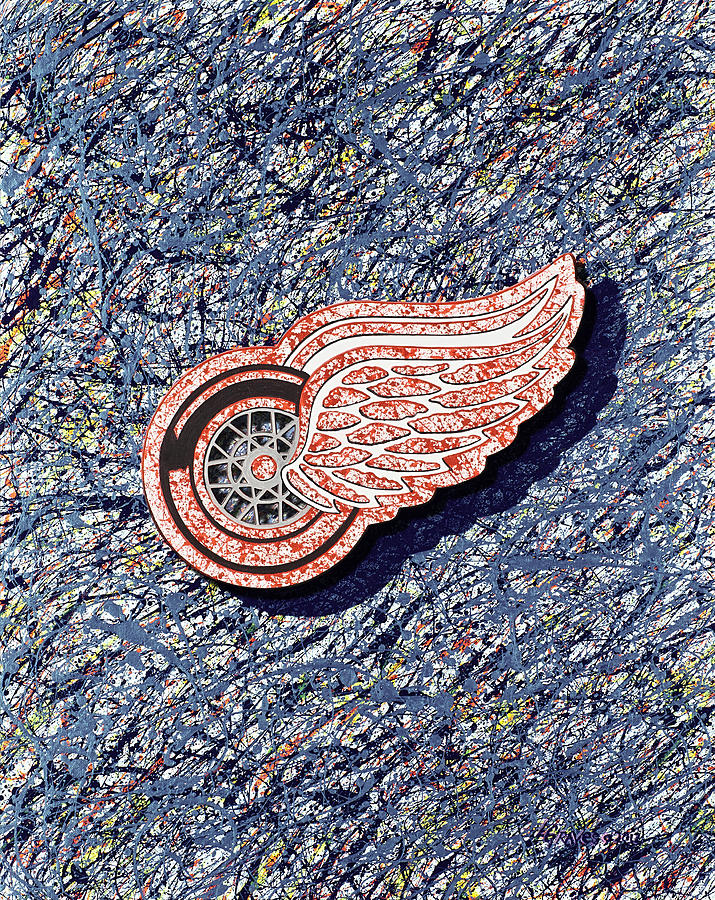 Go Wings Painting