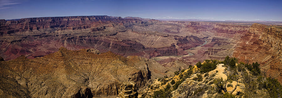 Grand Canyon Panorama Photograph  - Grand Canyon Panorama Fine Art Print