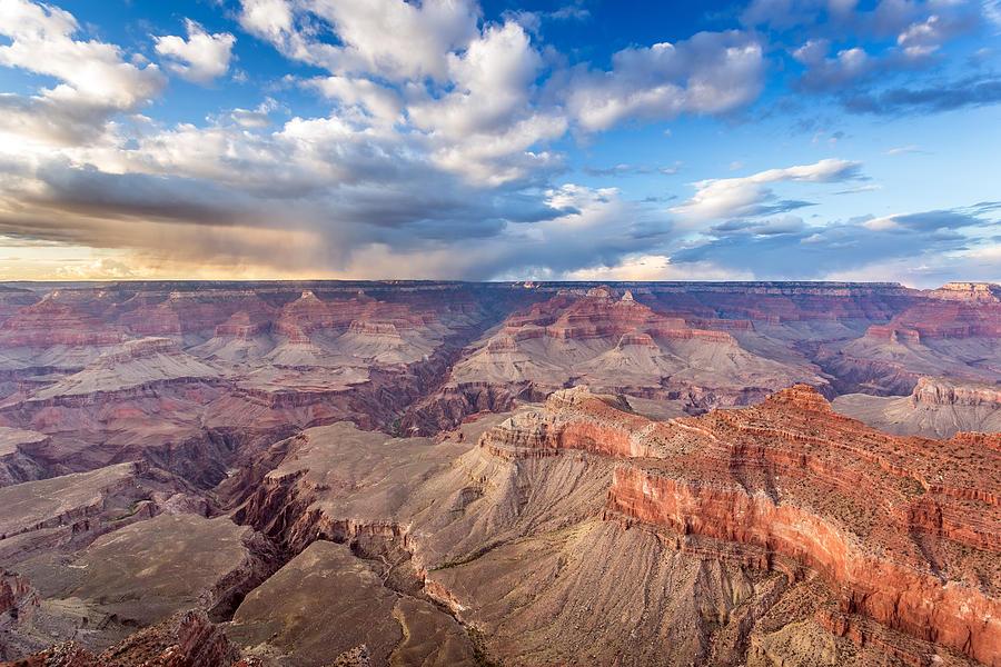 Grand Canyon Scenery Photograph