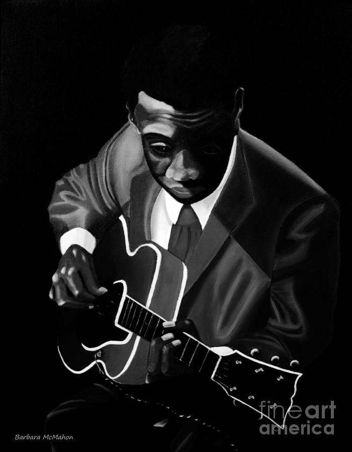 Grant Green Painting