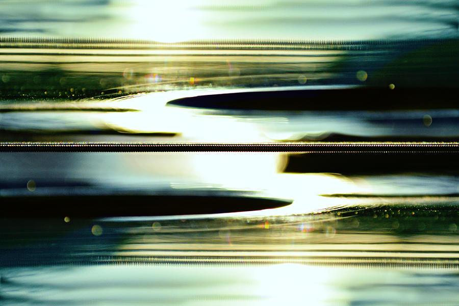 Galaxy Photograph - Guitar Galaxy by Laura Fasulo