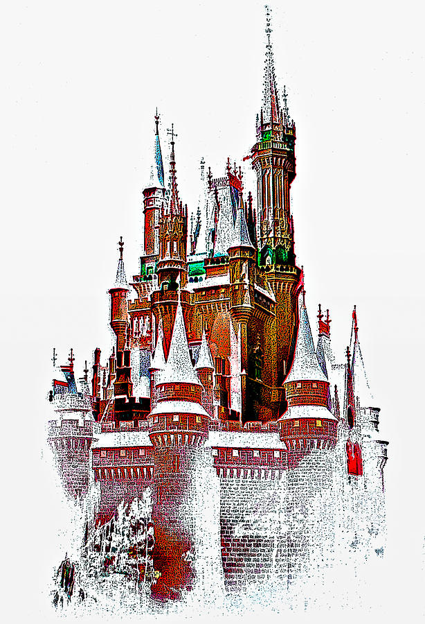 Hall Of The Snow King  Photograph  - Hall Of The Snow King  Fine Art Print