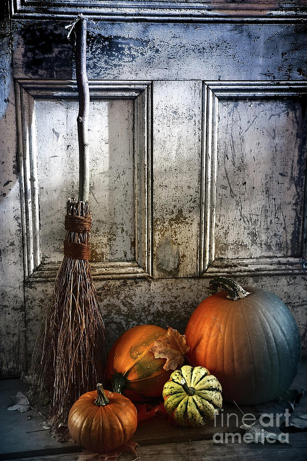 Halloween Night Photograph  - Halloween Night Fine Art Print