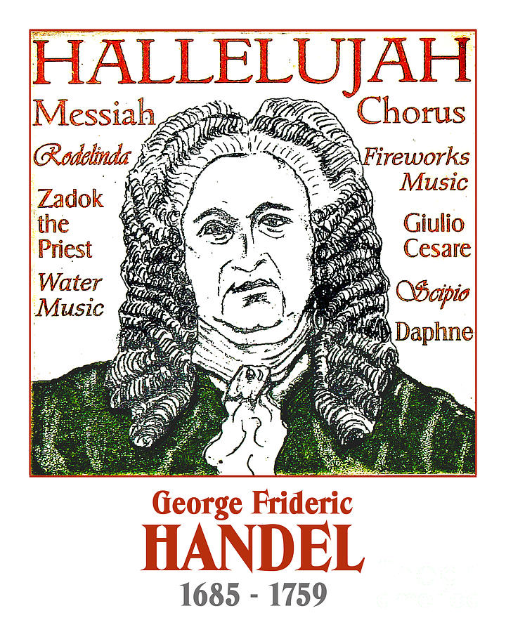 the life and early works of george frideric handel Two dvds on the life of george frideric handel messiah: george frideric handel's-- just during his early years in london, handel had enjoyed the king's.