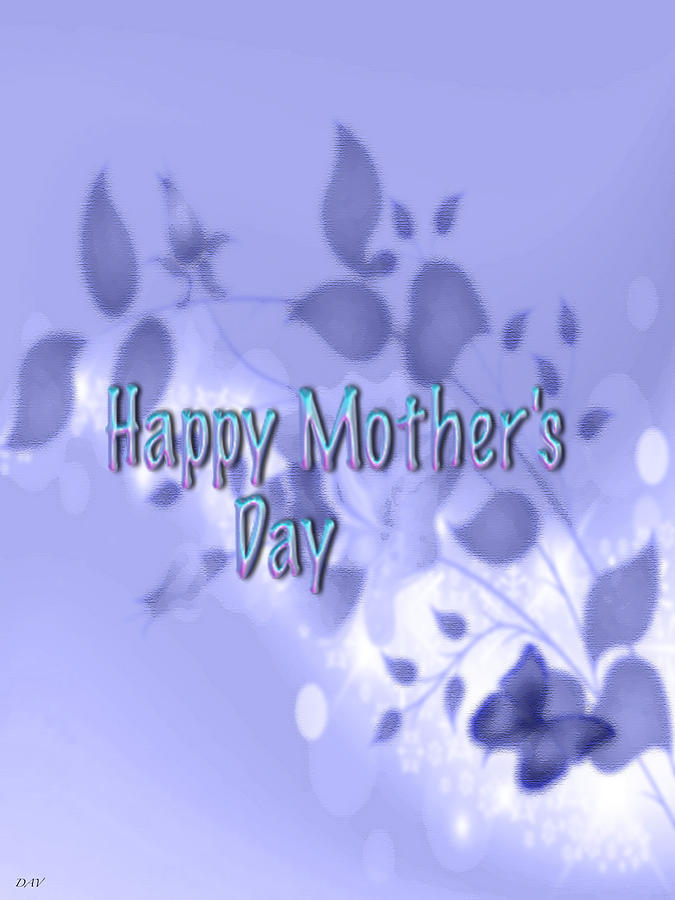 Happy Mothers Day Digital Art