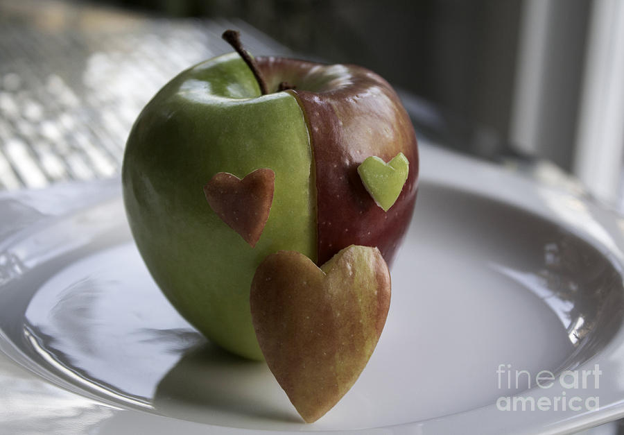 Heart Photograph  - Heart Fine Art Print