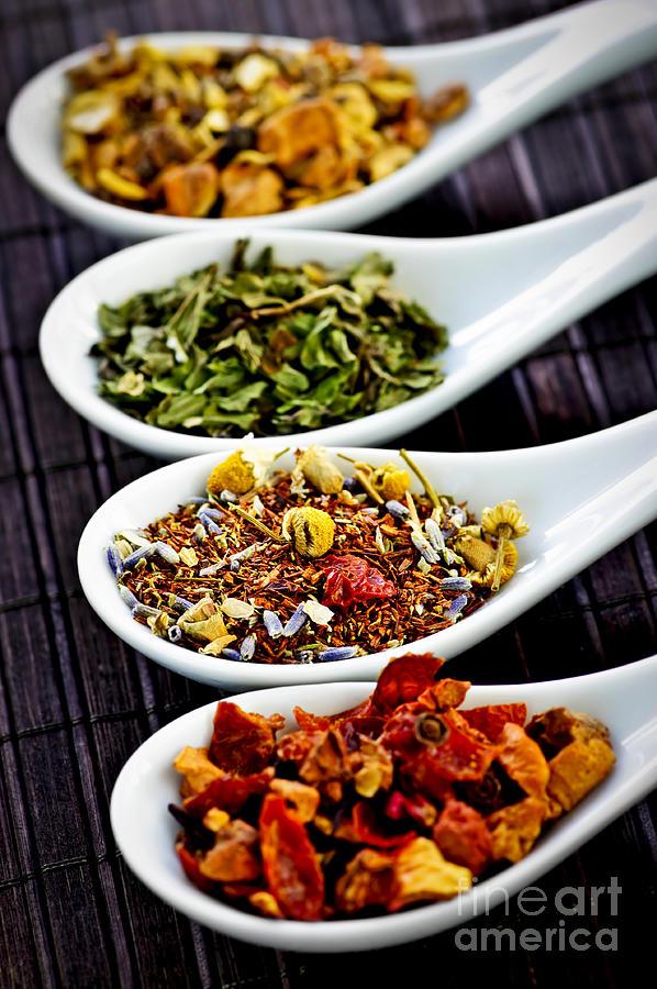 Herbal Teas Photograph