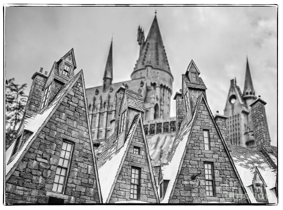 Florida Photograph - Postcard From Hogsmeade by Edward Fielding