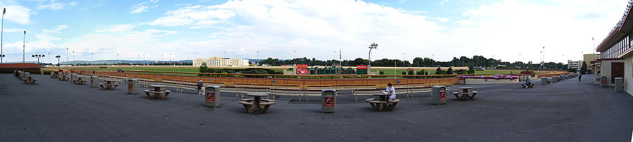 Hollywood Casino At Charles Town Races - 12121 Photograph