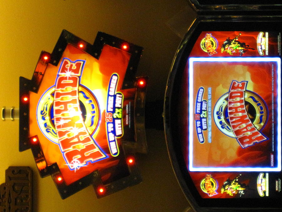 Hollywood Casino At Charles Town Races - 12124 Photograph