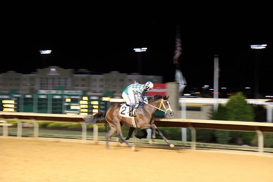 Hollywood Casino At Charles Town Races - 12128 Photograph  - Hollywood Casino At Charles Town Races - 12128 Fine Art Print