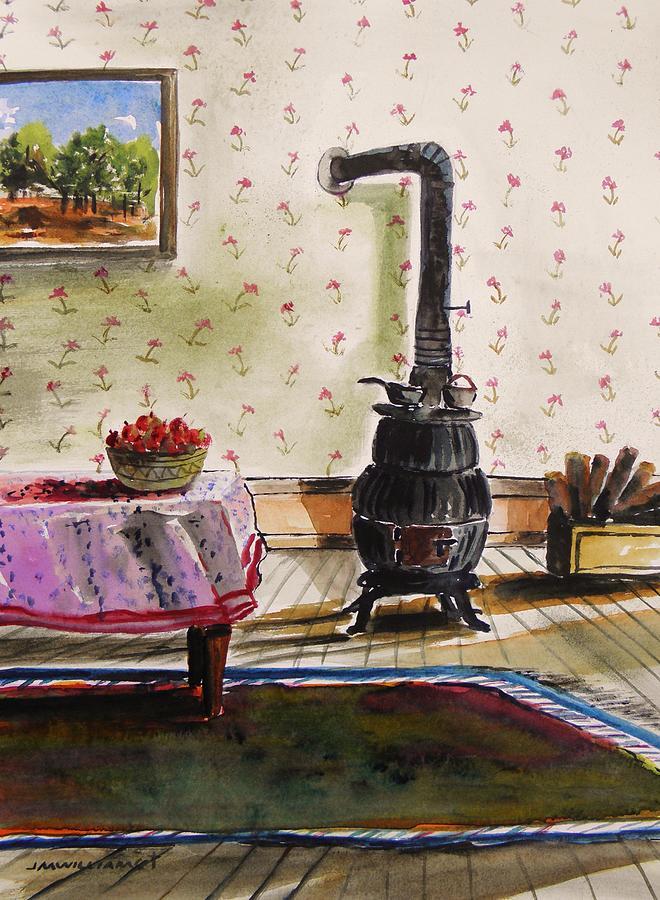 Homestead Room Painting