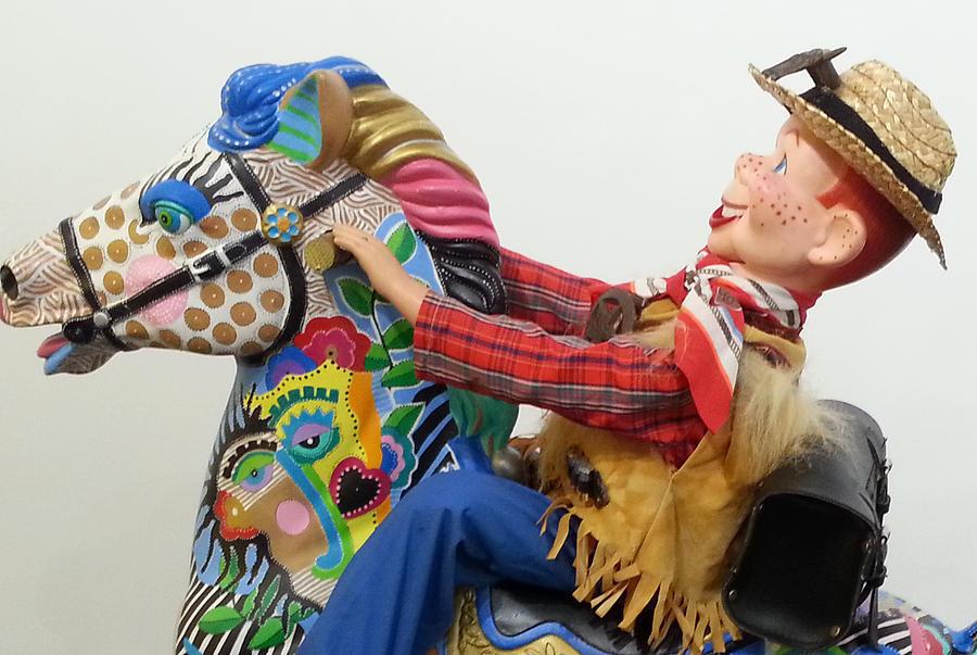 Howdy Partner Sculpture