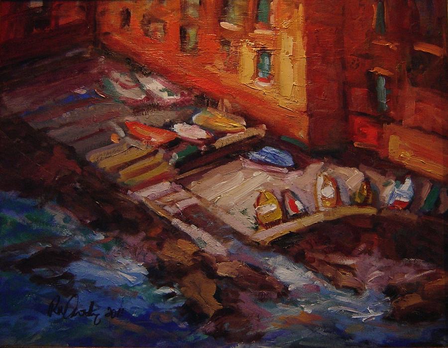Imbarcadero Painting