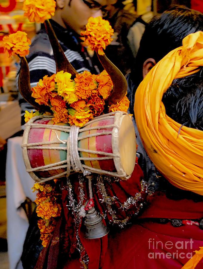 Indian Godman Photograph