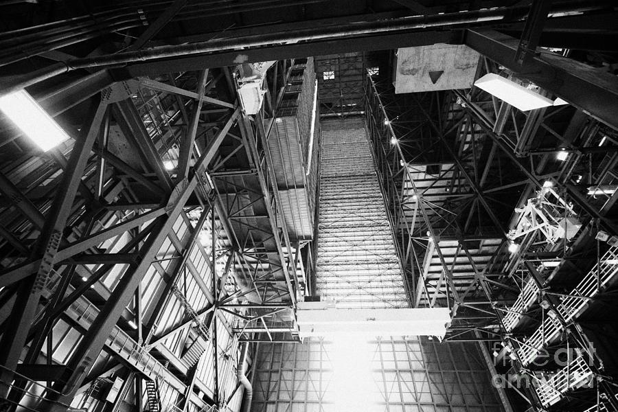 nasa vehicle assembly building interior - photo #2