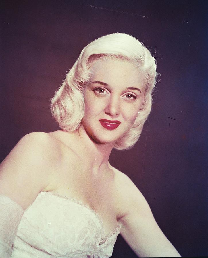 Jan Sterling Photograph