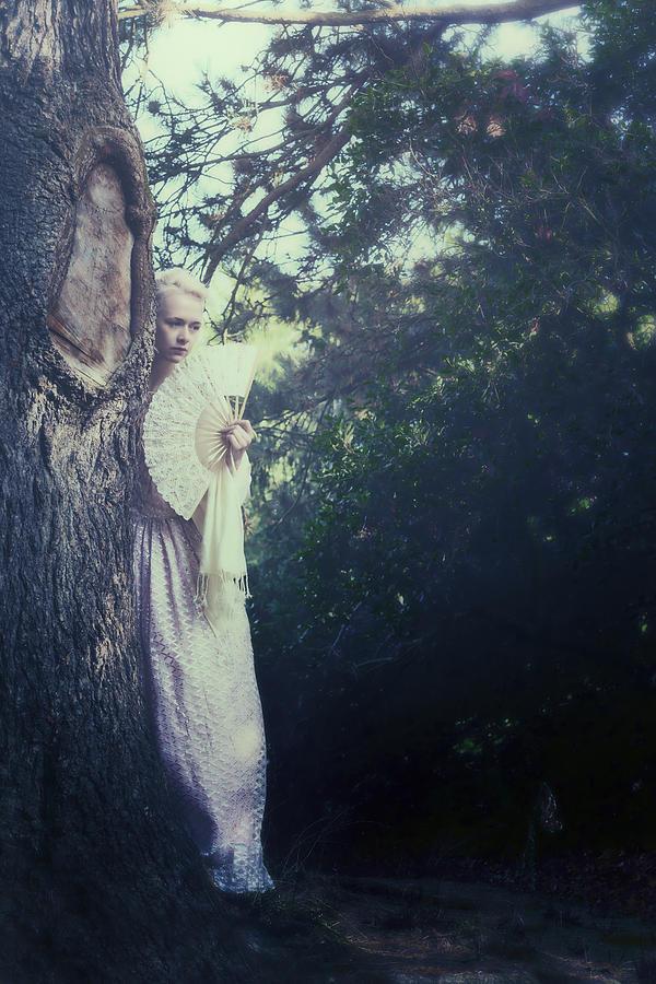 Woman Photograph - Jane Austen by Joana Kruse