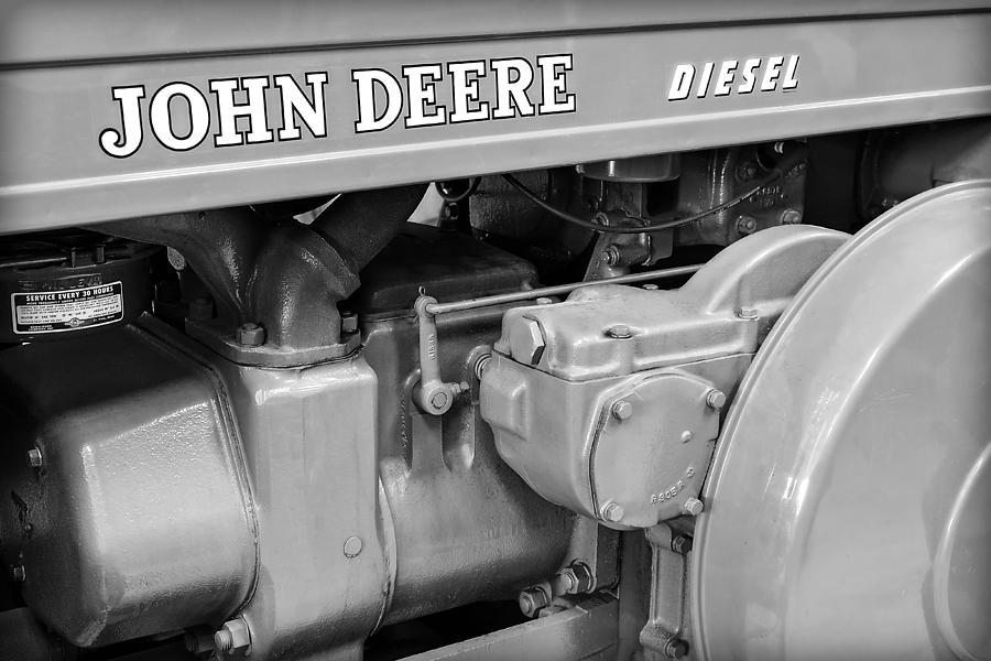 John Deere Diesel Photograph
