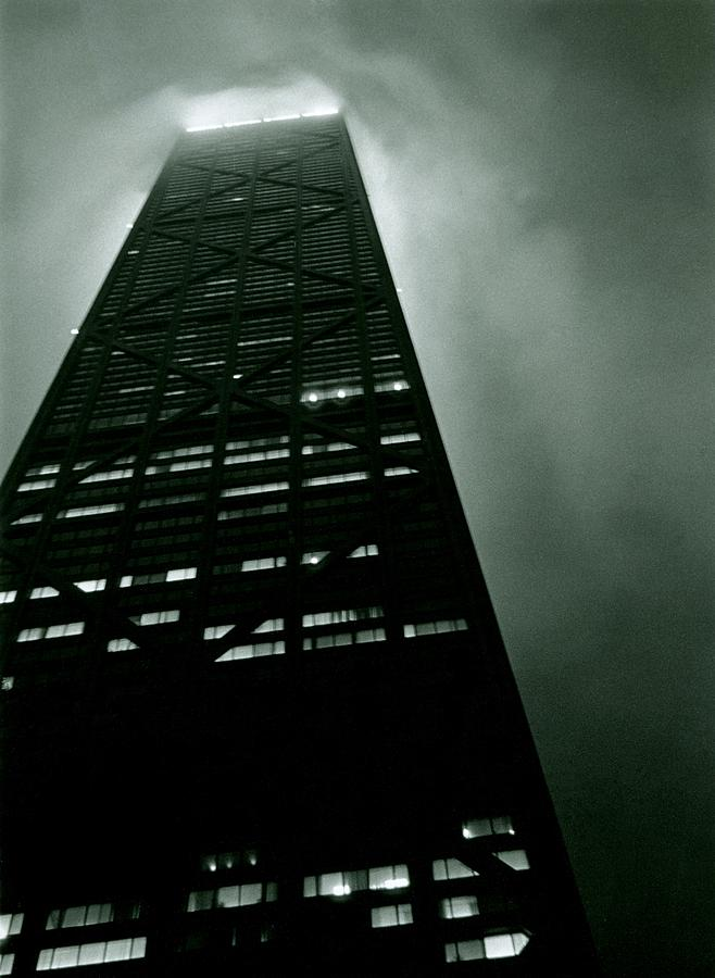 John Hancock Building - Chicago Illinois Photograph