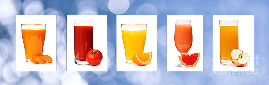 Juices Photograph - Juices by Elena Elisseeva