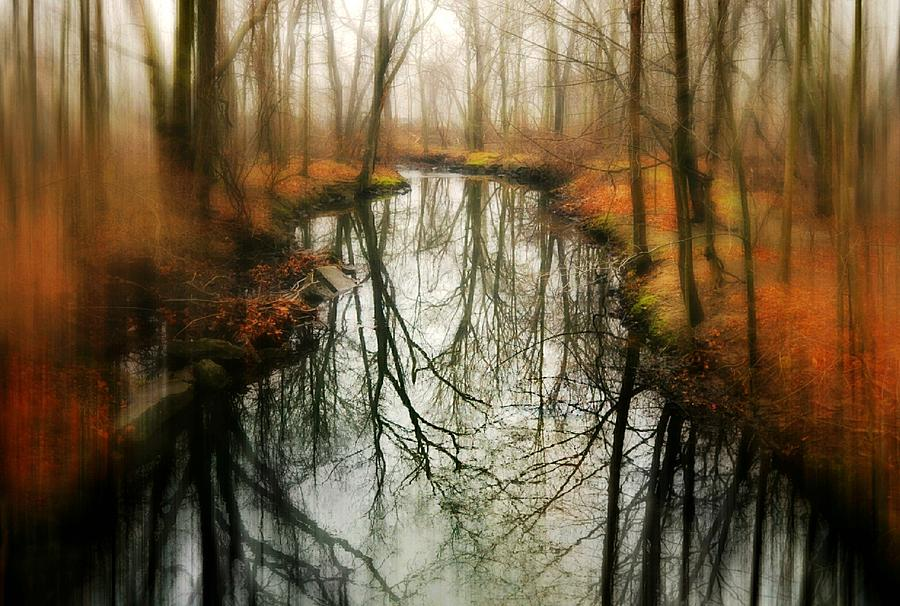 River Photograph - Just One Wish by Diana Angstadt