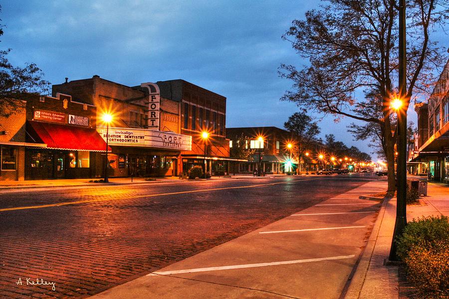 Kearney Nebraska Photograph By Andrea Kelley