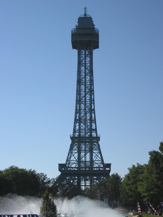 Kings Island - 12124 Photograph
