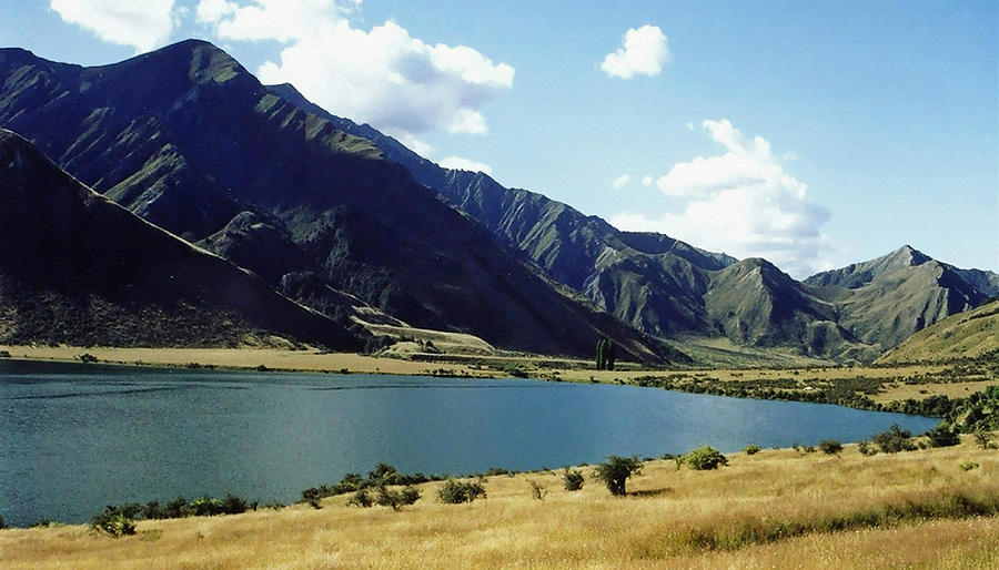 Lake Hawea Photograph