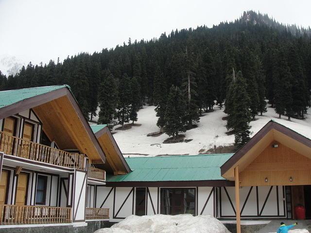 Snow Sculpture - Landscape by Makarand Kapare