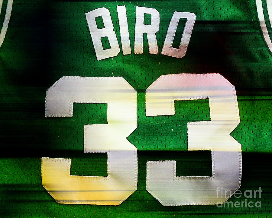 Bird Paintings Mixed Media - Larry Bird by Marvin Blaine