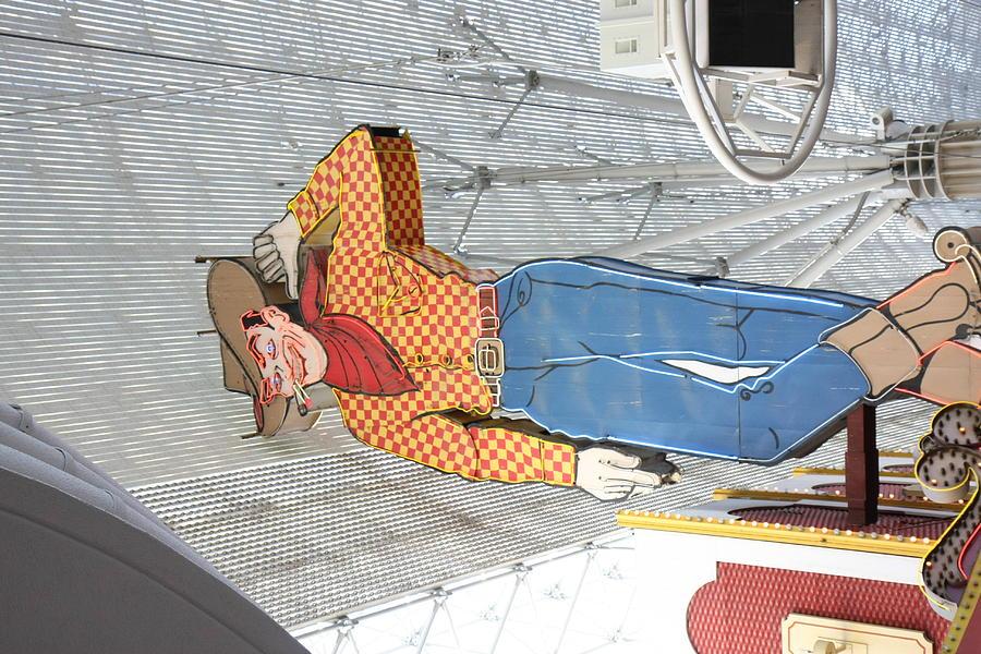 Las Vegas - Fremont Street Experience - 12127 Photograph