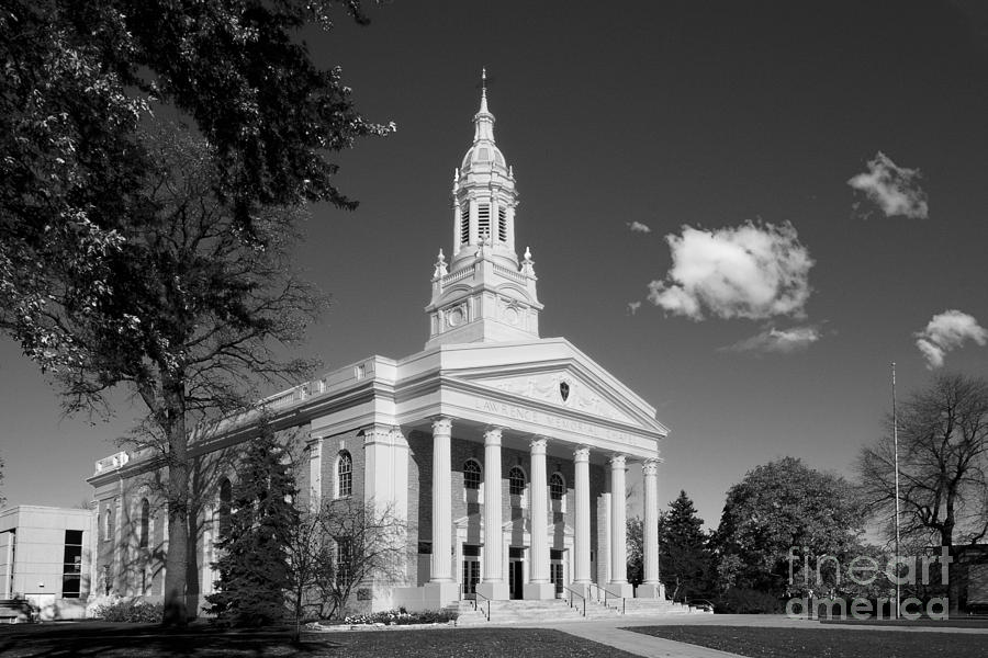 Lawrence University Memorial Chapel Photograph