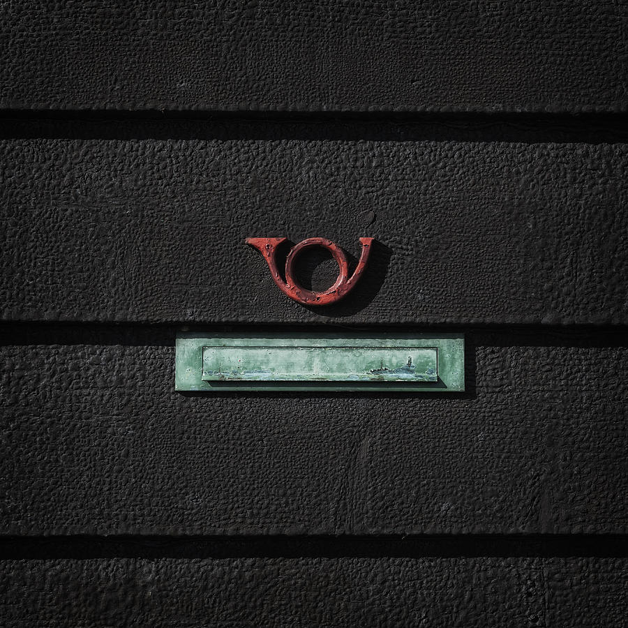 Letter Box Photograph - Letter Box by Joana Kruse