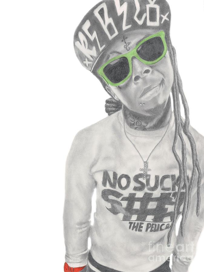 Lil Wayne Drawing