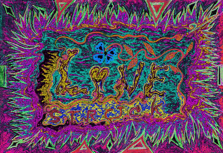 Love Struck Photograph