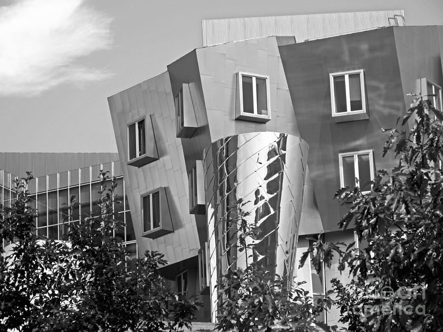 Massachusetts Institute Of Technology Stata Center Photograph