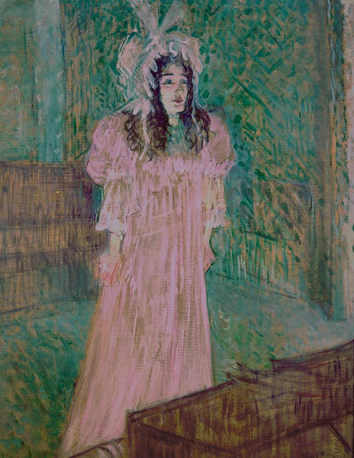 May Belfort Painting