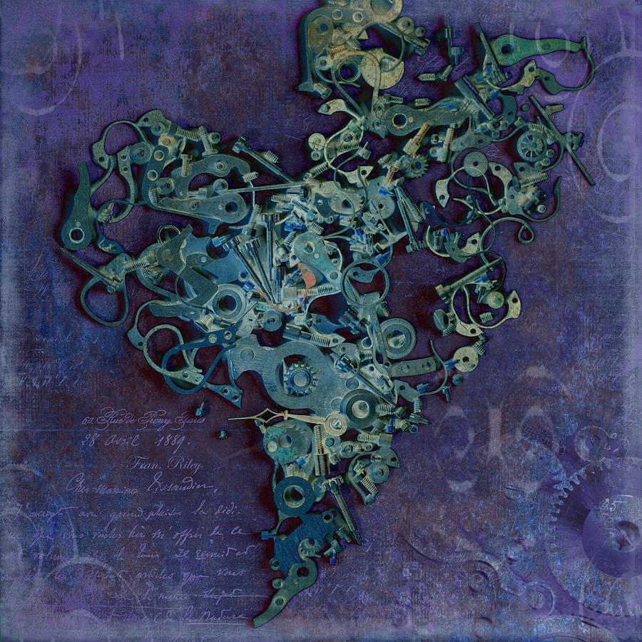 Mechanical - Heart Photograph