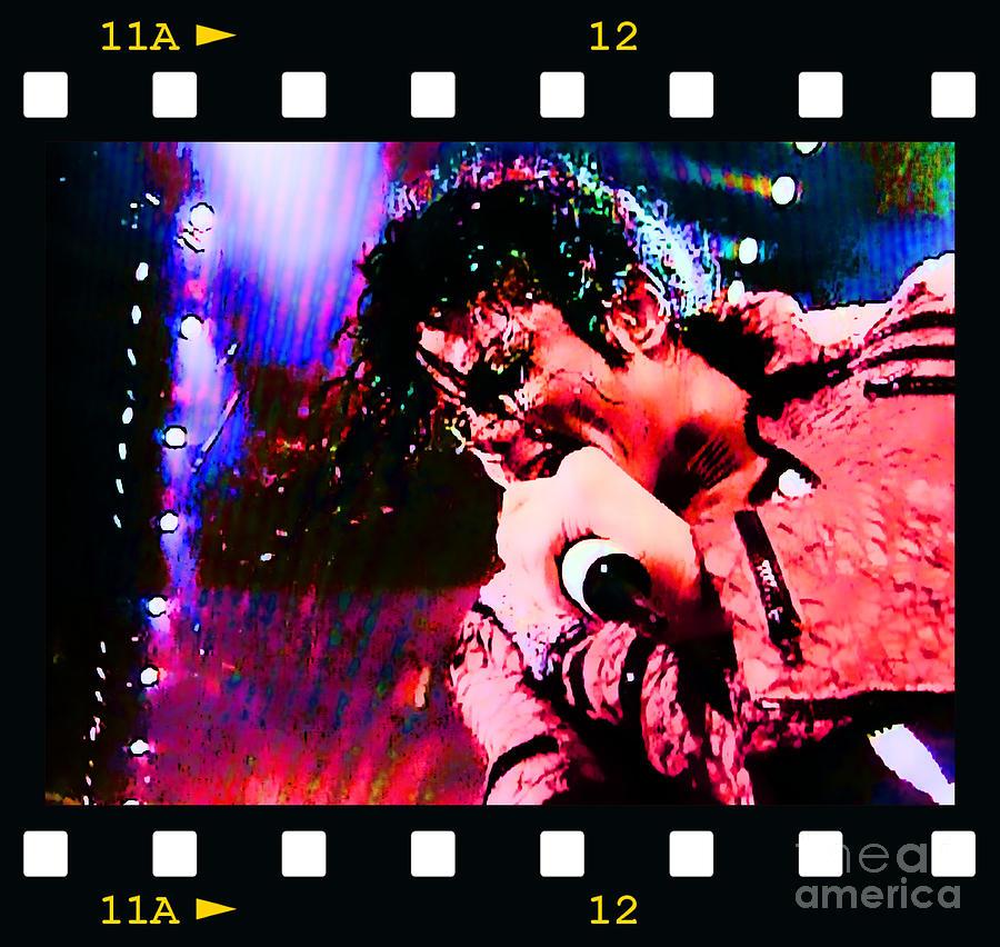 Michael Jackson Digital Art