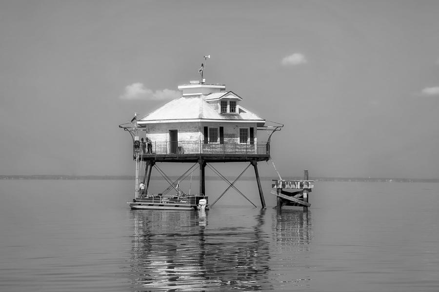 Mobile Bay Photograph - Mobile Bay Lighthouse by Mountain Dreams