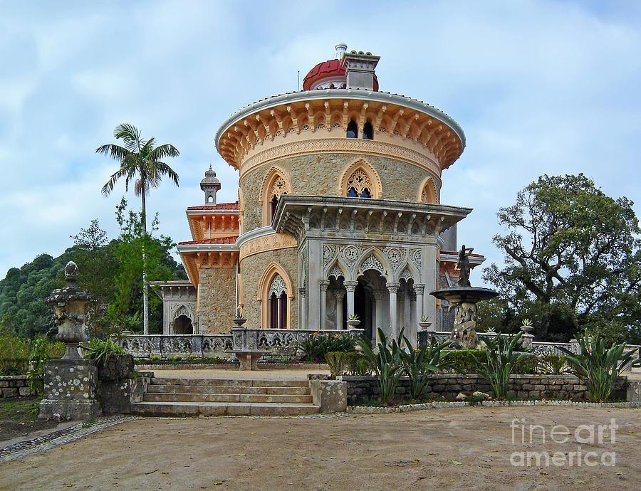 Monserrate Palace Photograph