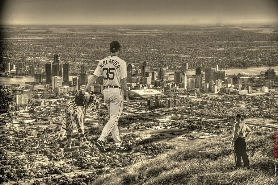 Mr. Justin Verlander Photograph