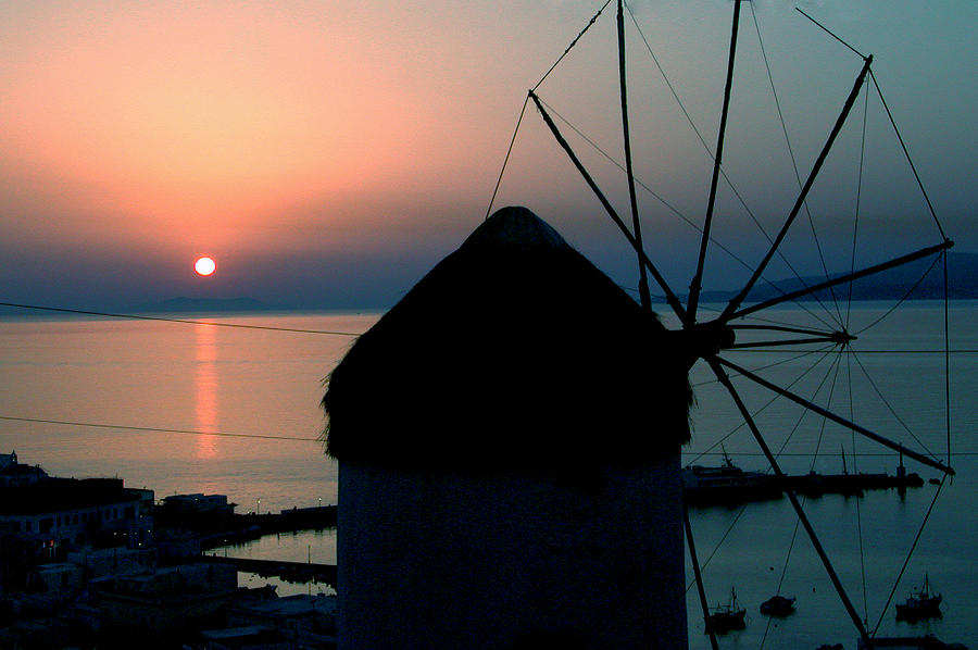 Mykonos Island Greece Photograph  - Mykonos Island Greece Fine Art Print